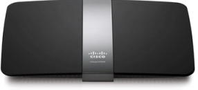 Linksys E4200 Maximum Performance Dual-Band Wireless-N Router ver.1
